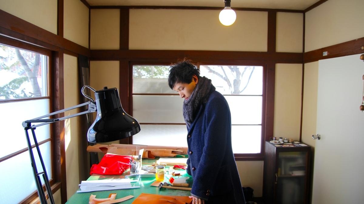 Suzurankaban - Leather Atelier in the Heart of Sapporo Hokkaido